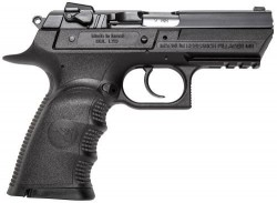 Magnum Research Baby Eagle III Black 9mm 3.9-inch 16rd Mid-Size