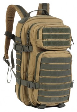 Red Rock Gear RED ROCK REBEL ASSAULT PACK COYOTE W/ OLIVE WEBBING