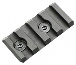 Noveske KEYMOD 1913 4 Section Rail Black