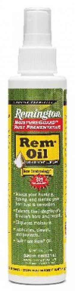 Remington Moistureguard Rem Oil - Rust