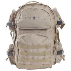 Allen Intercept Backpack 18.5x16x10 Inches Tan