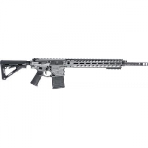 Nemo Arms XO Carbon Semiautomatic Tactical Rifle - Stainless