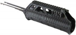 Adaptive Tactical Wraptor Elite Shotgun Forend Black For Mossberg 500/88 and 590