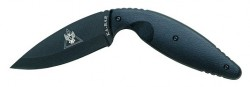 Ka-Bar TDI LE Knife 3.68 inch PLN Black