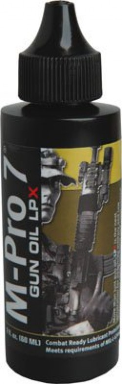 Hoppes M-Pro 7 LPX Gun Oil 4oz Single