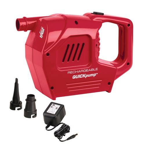 Coleman Pump Rechargable 120v