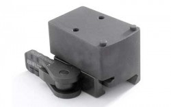 American Defense Manufacturing Trijicon RMR Mount Co-witness, Standard Lever, Black, AD-RMR-CO STD
