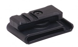 CAA RC2 Picatinny Rail Belt Clip 2 1/4-inch Black