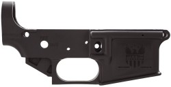 FMK Firearms AR1 Extreme Black Multi Caliber AR-15 Polymer Lower