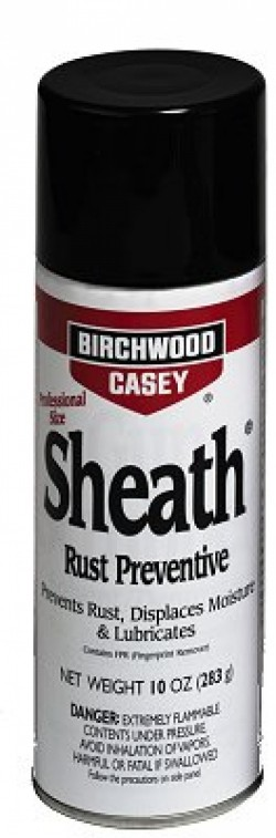 Birchwood Casey Model 33140 Barricade Rust Preventative 10 oz Aerosol