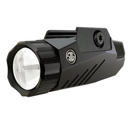 Sig Sauer Foxtrot1 Tactical White Light Rail Mount Black 100/200/300 Lumen SOF11001