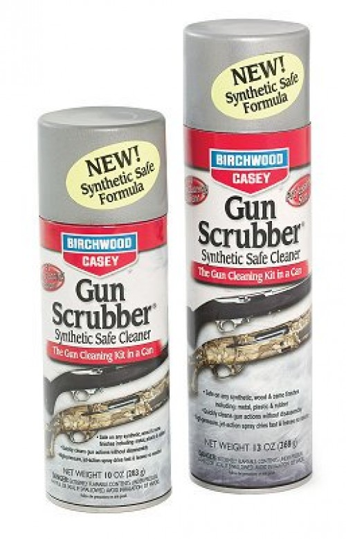 Birchwood Casey Gun Scrubber Synthetic Safe Cleaner