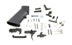 Black Rain Ordnance SPEC 15 Lower Receiver Parts Kit 556/223