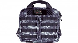 G. Outdoors Products Tactical Double + 2 Pistol Case GPS-T1413PCGD