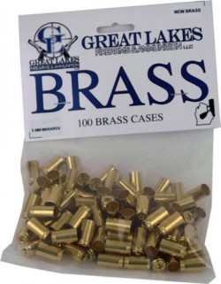 Great Lakes Brass 9x18mm