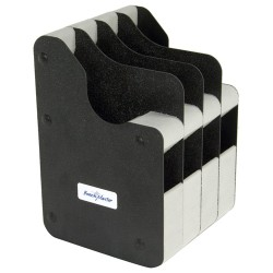 Altus Benchmaster WeaponRAC Vertical Pistol Rack - Black - 4 Guns