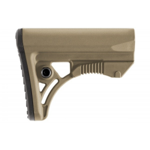 Leapers Inc. UTG PRO Model 4 Ops Ready S3 Commercial Spec Stock Only, Flat Dark Earth