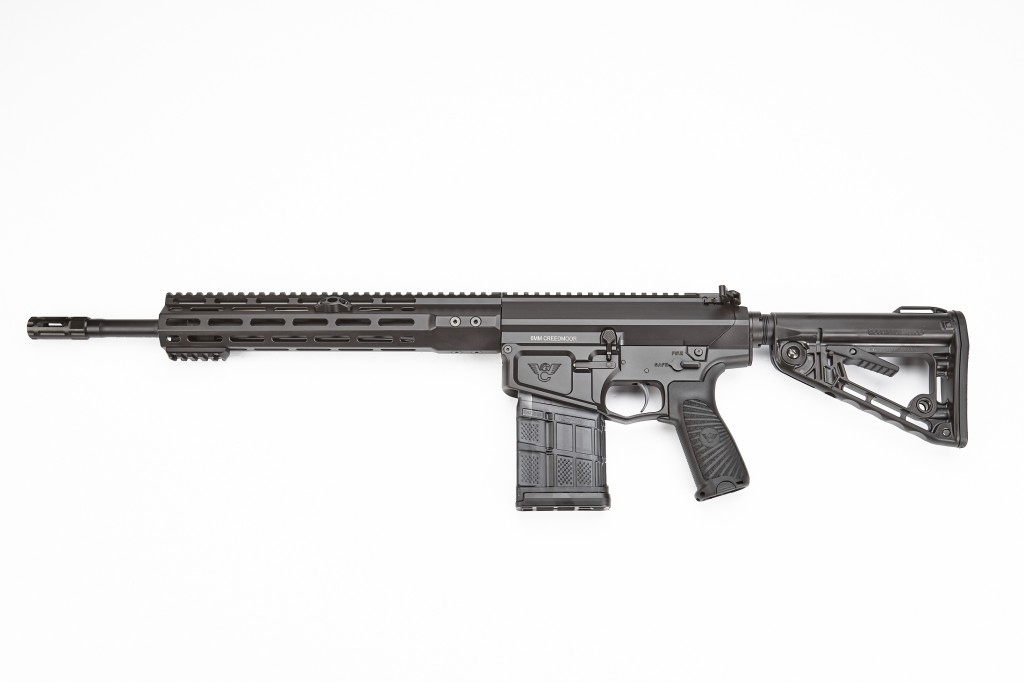 "Wilson Combat Recon Tactical Rifle, 6mm Creedmoor, 16"" Barrel, 1-8 Twist, Black"