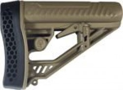 Adaptive Tactical EX Performance Stock Black