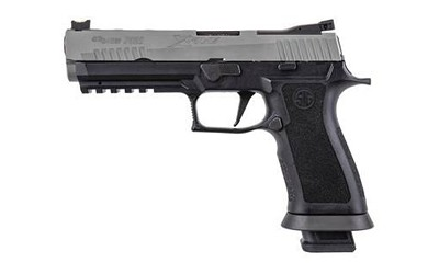 "Sig Sauer P320 X5 9MM 5"" 21RD BLACK STS"