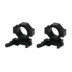Konus Pair of locking rings;fits 30mm and 1-inch scps