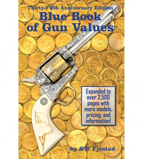 Blue Book BLUE BOOK GUN VALUES 35TH