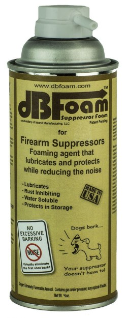 INLAND DB FOAM FOR SUPPRESSORS 4 OZ
