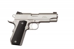 Ed Brown Alpha Carry Stainless Steel .45ACP 4.25-Inch 7rd