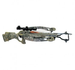 Horton CB861 Vision 175 4X32 Scope Package