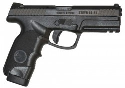Steyr Arms L9-A1 9mm 17rd Black 4.5-inch