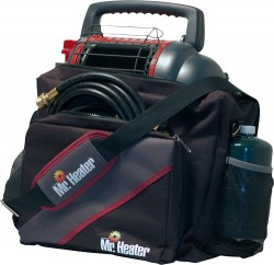 Mr. Heater Buddy and Big Buddy Carry Bags - Black