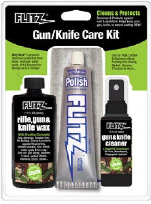 Flitz KG41501 Knife and Gun Care Kit EA