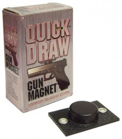 Personal Security Products Quick-Draw Gun Magnet