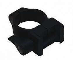 CVA Alloy Quad Scope Rings - High (Black)