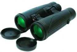 Konus Green Multi-Coated Black Rubber Binocular, 10x42 187360