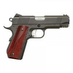 Riptide-C Freedom Series 1911 4.25in Carry Commander .45ACP Black with Wood Grips 8+1 1911RIPTIDEC45