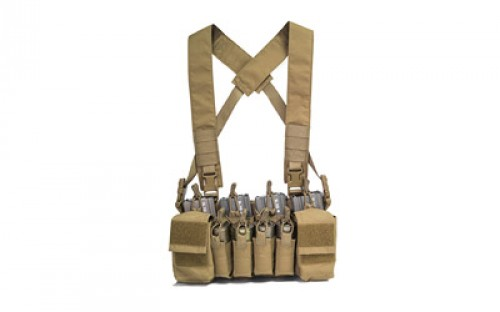 Haley D3CR X Chest Rig Coyote