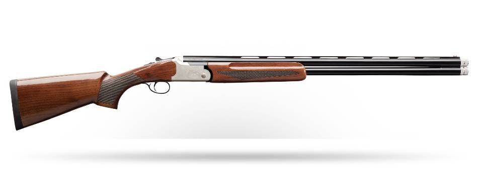 "Charles Daly Chiappa 930.244 202A 12 Gauge 28"" 2 3"" Silver Walnut Right Hand 930.244"