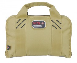 GPS Wild About Shooting GPS-1308PCT Double Pistol Case