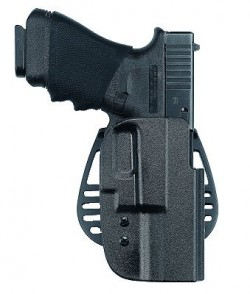 Uncle Mikes Kydex Paddle Holster for Glock 26