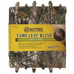 Hunters Specialties HS BLIND MATERIAL LEAF CUT REALTREE XTRA GREEN 56