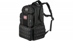 G. Outdoors Products Tall Tactical Range Backpack Black