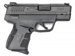 Springfield Armory XD-E Pistol - Natural (Sub-Compact)