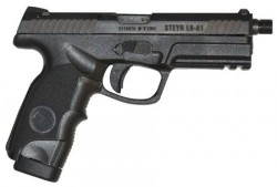 Steyr Arms L9-A1 Black 9MM 4.5-inch 17rd Threaded barrel
