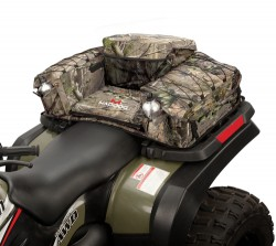 Coleman MAD DOG GEAR ATV REAR PADDED BOTTOM BAG REALTREE APG