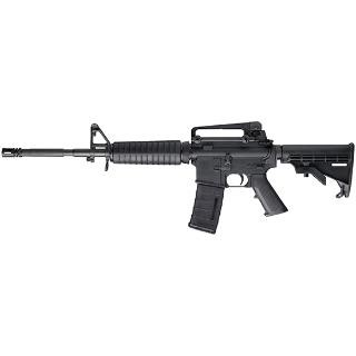 SW M&P15 STANDARD 5.56 16 TELE STOCK USED