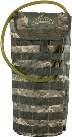 RED ROCK MOLLE HYDRATION PACK