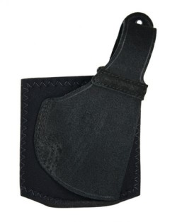 Galco Ankle Lite Ankle Holster - AL286B, Black, For Glock - 26, Right, Handed