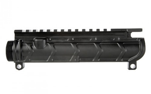 Bootleg Stripped Upper Receiver For AR 15 Black