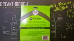 Breakthrough Clean Technologies Quick Weapon Improved Cleaning Kit Black
